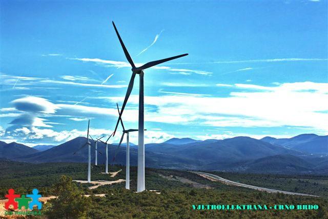 Vjetroelektrana Crno brdo