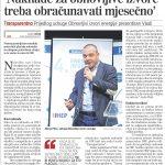 Aljoša Pleić Poslovni dnevnik naknade