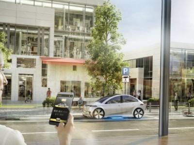 Continental predstavio postaju za bežično punjenje električnih vozila