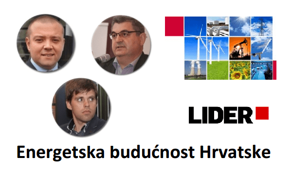 Lider konferencija - Energetska budućnost Hrvatske