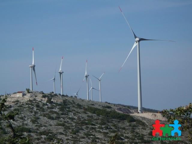 Vjetroelektrana Danilo