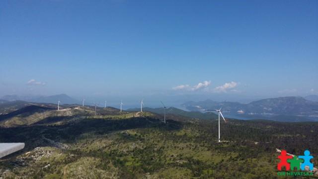 Vjetroelektrana Ponikve