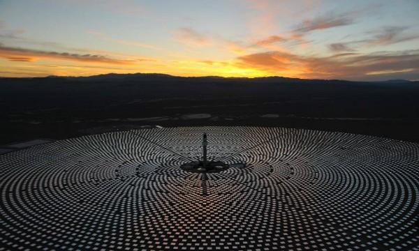 koncentrirajuće solarne elektrane - Solar Reserve