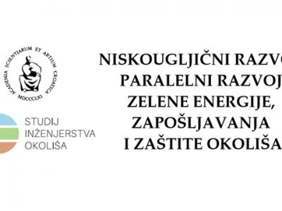 Paralelni razvoj zelene energije, zapošljavanja i zaštite okoliša