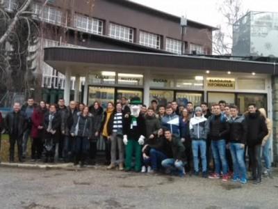 Učenici škole Ruđer Bošković uživali  u zasluženoj nagradi