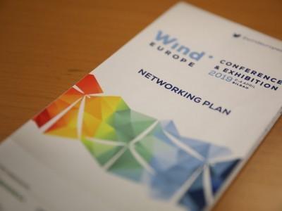 Prvo predstavljanje tvrtki na Wind Europe Conference & Exhibition