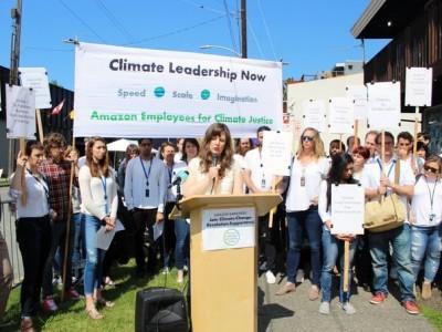 Amazon prijeti otkazima radnicima koji javno govore o klimatskoj krizi
