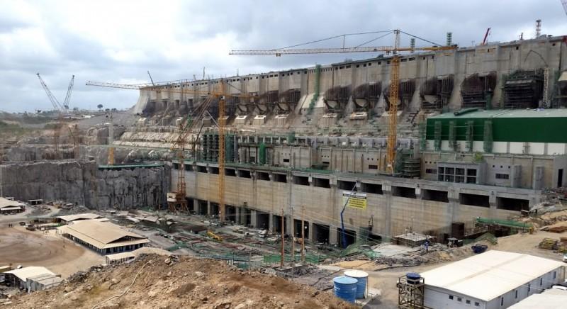 Izvor: Radovi na HE Belo Monte/Wikipedia