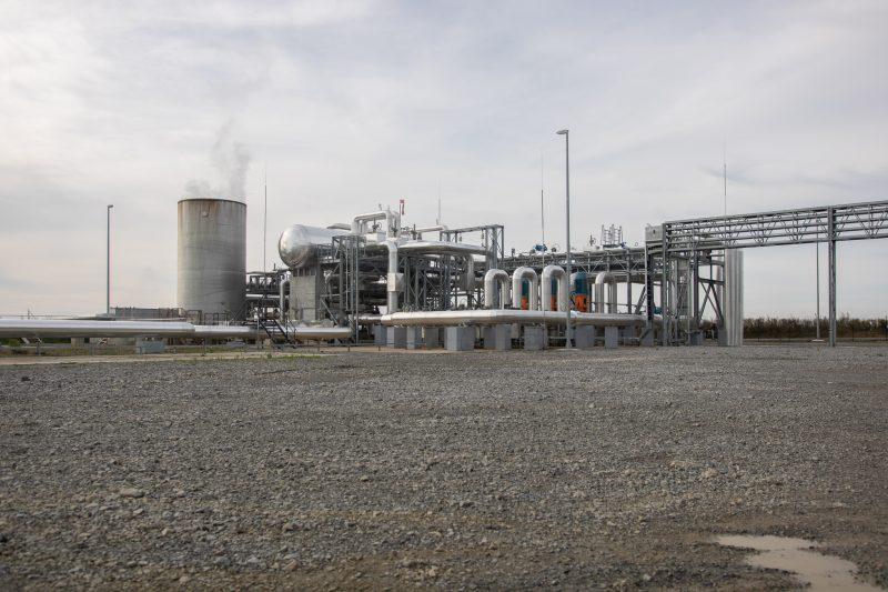MB Holding već upravlja GE u Velikoj Cigleni u blizini Bjelovara – prvom hrvatskom geotermalnom elektranom te najvećom u EU/foto: Maks Petković