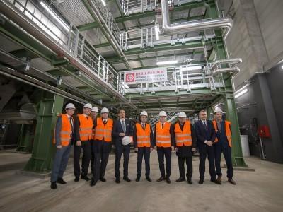 U Virovitici otvoreno kogeneracijsko postrojenje na drvnu biomasu