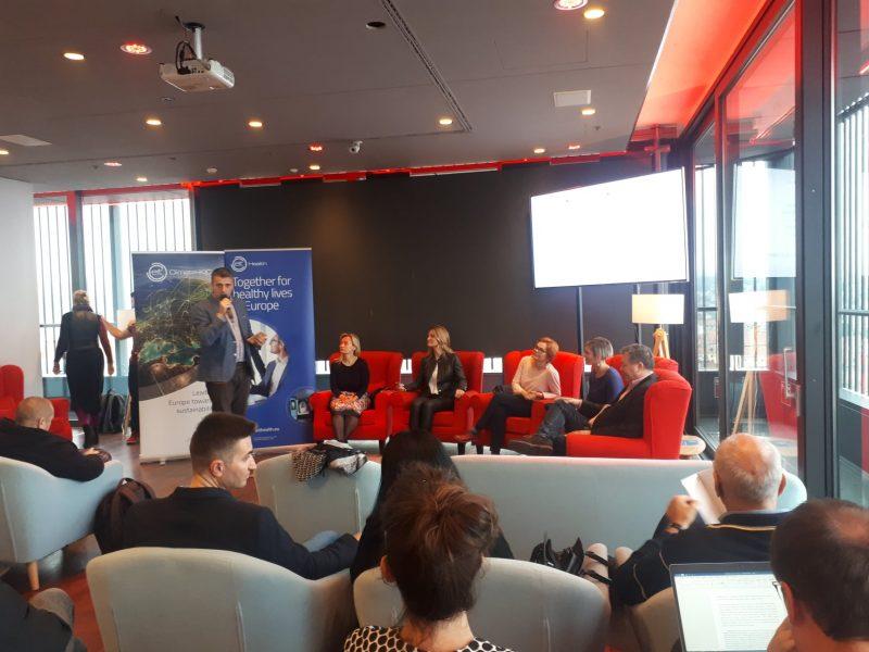Izvor: Panel rasprava 'Europska politika vodi prema klimatskoj neutralnosti do 2050.', ZEZ/Facebook