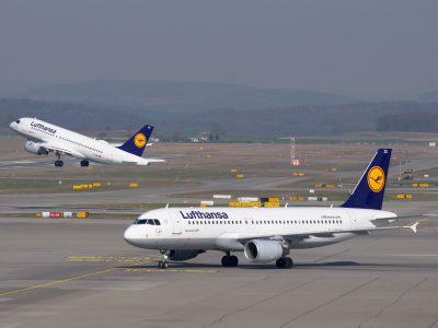 Lufthansa sve bliže svom cilju –  već koristi 100% obnovljivu energiju na četiri tržišta