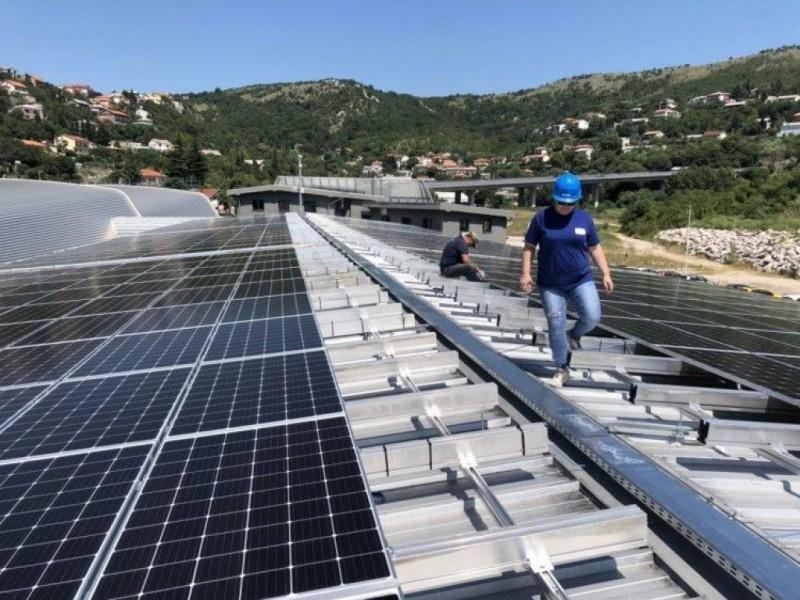 Izvor: Solarna elektrana na JGL-u/Elvirtus