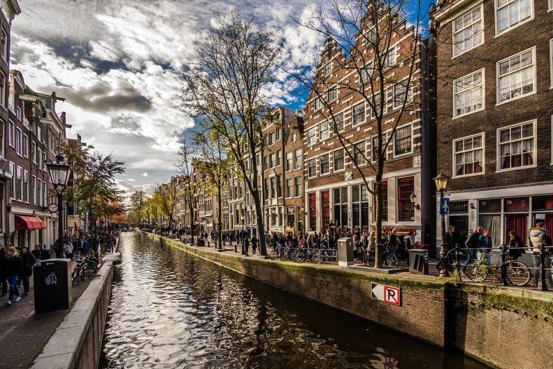 Nizozemska, Amsterdam/Christo Anestev/Pixabay