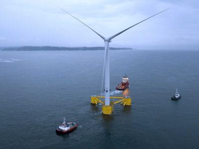 Najveća svjetska plutajuća VE počela s proizvodnjom energije