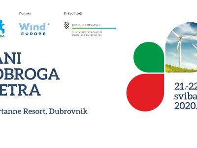 OTVORENE PRIJAVE: Dani dobroga vjetra 2020. Očekujemo vas u Dubrovniku!
