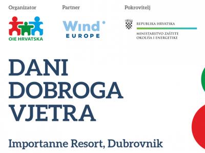NOVI DATUM: Dani dobroga vjetra 2020. održat će se 17.-18. rujna. Vidimo se u Dubrovniku!