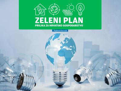 Zeleni plan – prilika za hrvatsko gospodarstvo