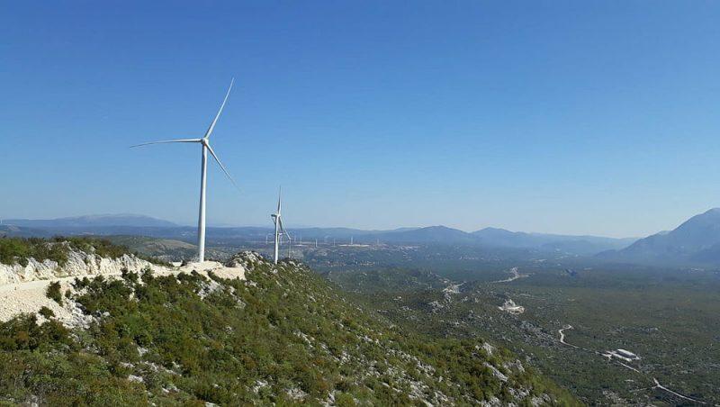 Vjetroelektrana Orjak/Foto: BayWa