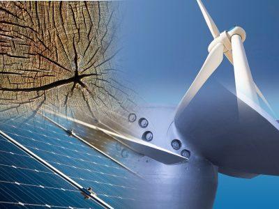 Vjetar i voda daju najviše obnovljive električne energije