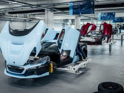 Porsche ulaganjem od 70 milijuna eura povećao udio u Rimac Automobilima