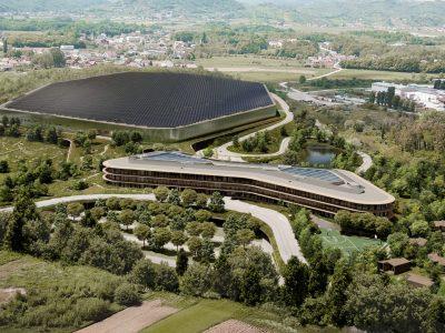 Rimac Automobili predstavili dizajn svog novog tehnološkog kampusa