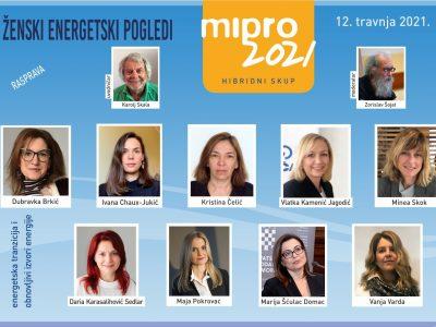 MIPRO organizira aktualnu raspravu na temu 'Ženski energetski pogledi'