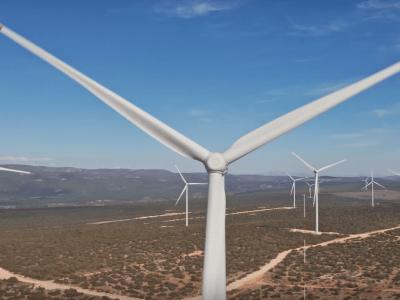 A 500mil HRK worth wind farm Korlat put into operation