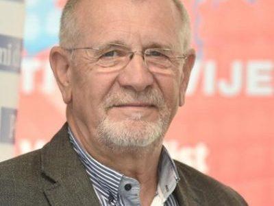 IN MEMORIAM –  Prof. emer. dr. sc. Slavko Krajcar