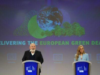 Europska komisija usvojila zakonodavni paket mjera za ostvarenje klimatskih ciljeva